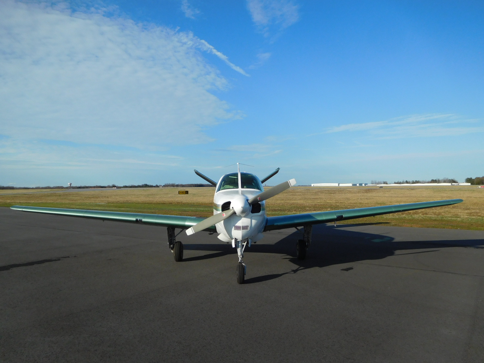 Aircraft Listing - Bonanza M35 listed for sale