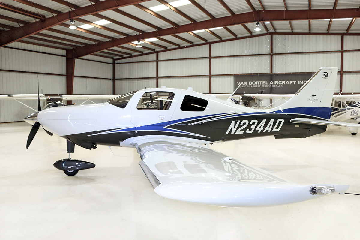 Aircraft Listing - Cessna TTX listed for sale