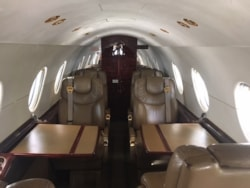 Private jet for sale charter: 2001 Beechjet 400A light jet