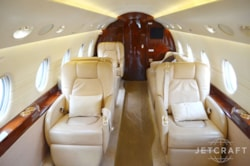 Private jet for sale charter: 2005 Gulfstream G200 super-midsize jet