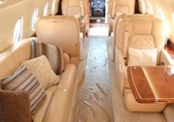 Private jet for sale charter: 2005 Gulfstream G200 super-midsize jet