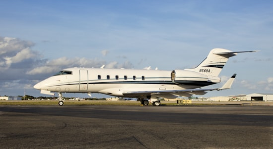 Private jet for sale charter: 2008 Bombardier Challenger 300 super-midsize jet