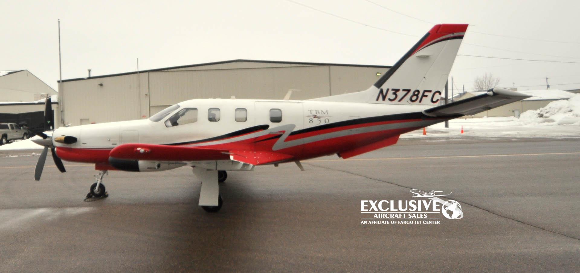 Aircraft Listing - Socata TBM 850 listed for sale