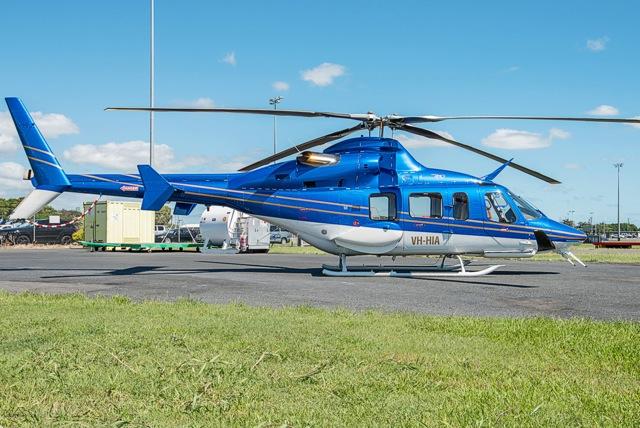 Bell 430 exterior