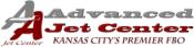 Advanced Jet Center logo