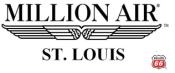 Million Air St. Louis logo