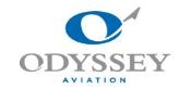 Odyssey Aviation Detroit Direct (Paragon Network) logo