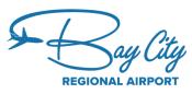 Bay City Regional Airport logo