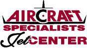 Aircraft Specialists Jet Center logo