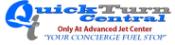 QuickTurn Central by Advanced Jet Center logo