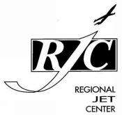 Regional Jet Center, Inc. logo