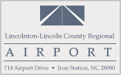 Lincolnton/Lincoln Co. Reg. Airport logo