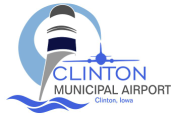 Clinton Municipal Airport logo