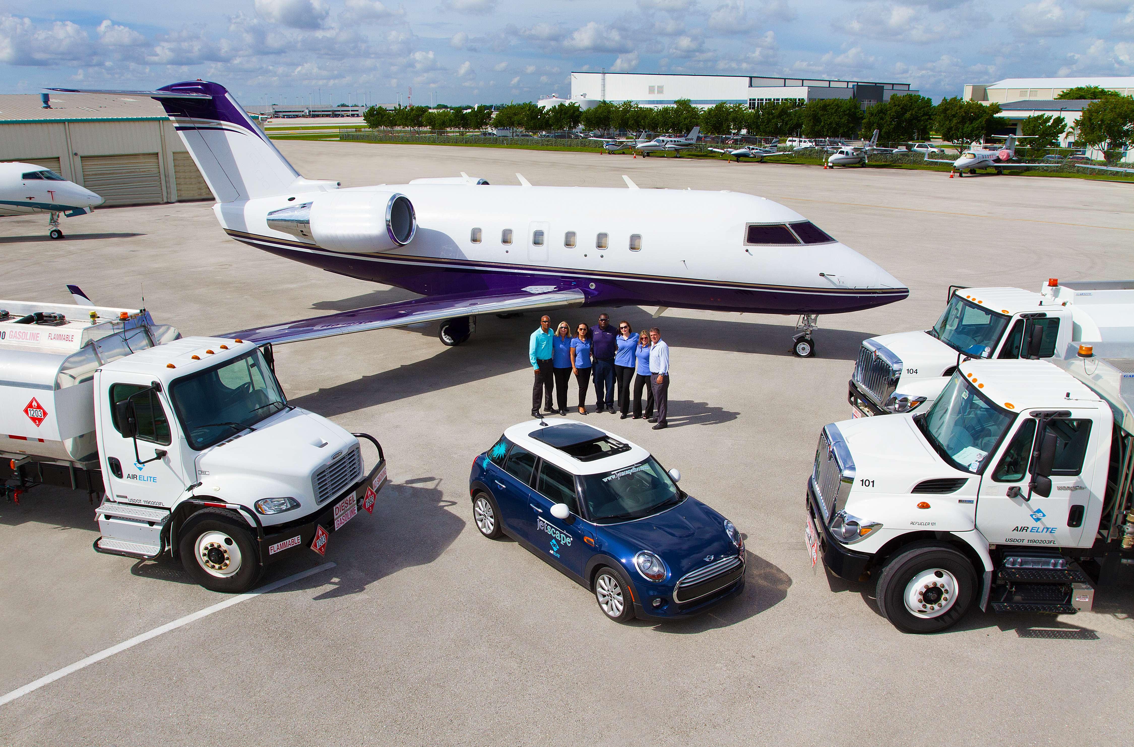 jetscape services llc fll fll fort lauderdale hollywood intl fl