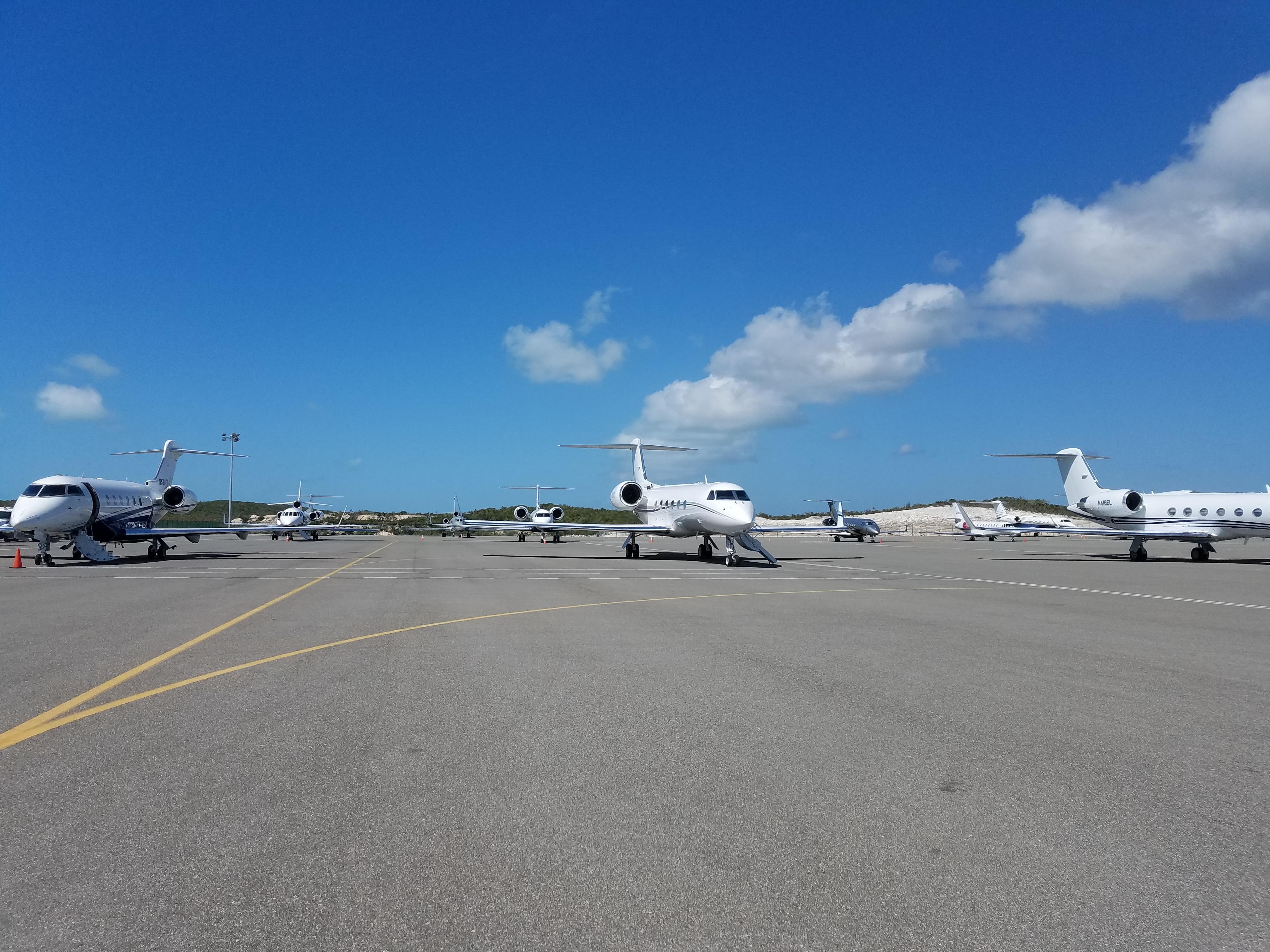 Blue Heron Aviation - PROVIDENCIALES INTL, TC, MBPV