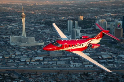 "Pilatus Delivers 50th PC-24 and Unveils""The NeXt Big Thing"" at NBAA-BACE 2019"