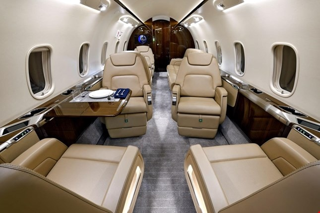 Challenger 350 Specifications Cabin Dimensions Performance