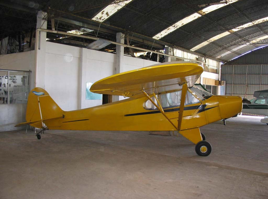 Commercial Insurance Brokers >> Piper PA-11 Specifications, Cabin Dimensions, Speed