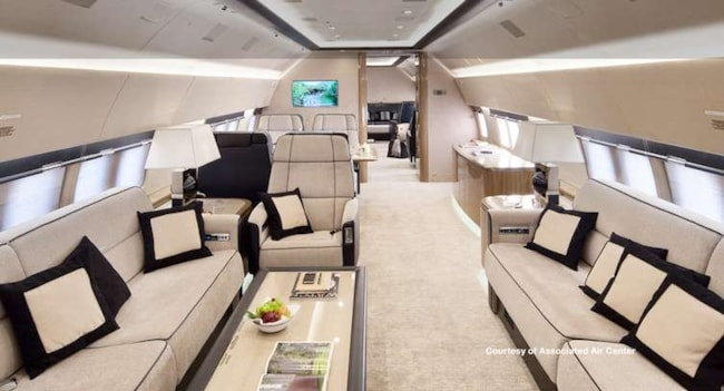 Boeing BBJ MAX 8 Specifications, Cabin Dimensions, Speed