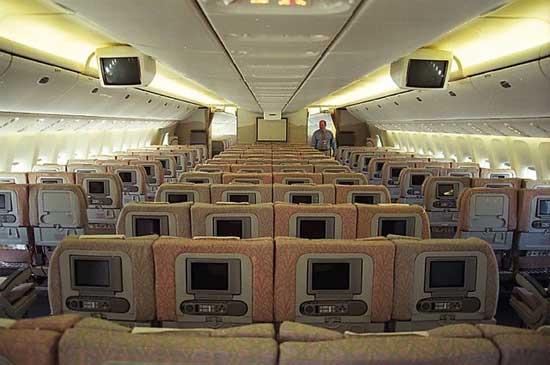 Exceptional ... Boeing 777   Interior ...