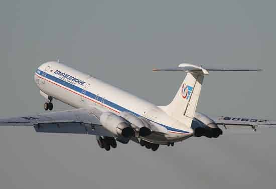 Ilyushin Il 62m Specifications Cabin Dimensions Speed