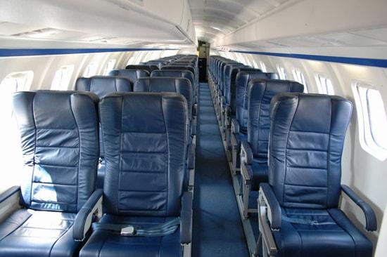 Saab 2000 Interior