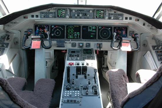 Saab 2000 Panel