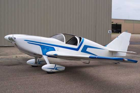 Glasair SH2 Specifications, Cabin Dimensions, Speed - Glasair