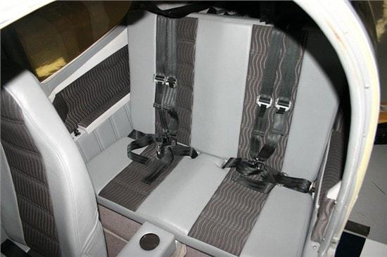Van RV-10 Specifications, Cabin Dimensions, Speed - Van
