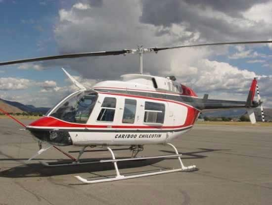 Bell 206 Specifications, Cabin Dimensions, Speed - Bell