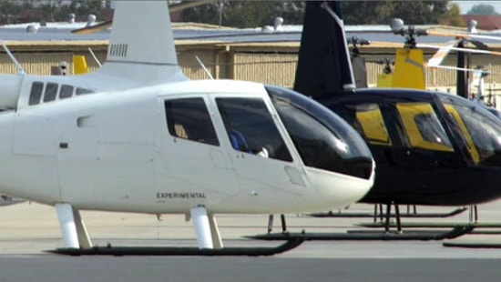 Robinson R66 Specifications, Cabin Dimensions, Speed - Robinson