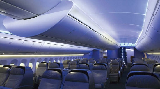 Boeing 747 Specifications, Cabin Dimensions, Speed - Boeing Aerospace