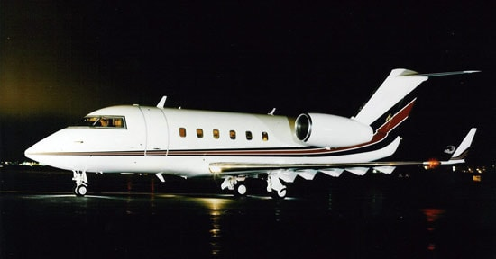 Challenger 600 Specifications, Cabin Dimensions, Speed ...