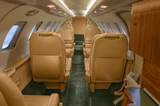 Citation ii specifications cabin dimensions speed cessna - Interior decorator cost per hour ...