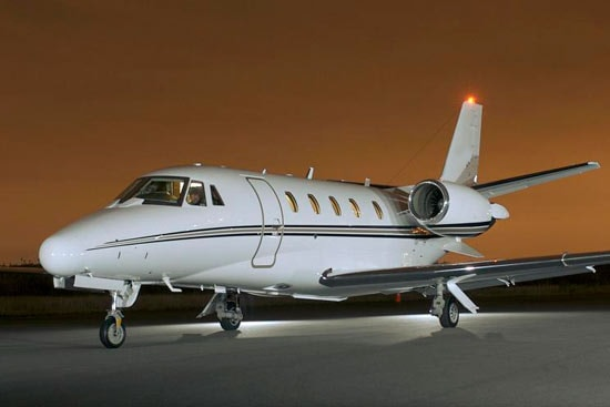 Citation XLS Specifications, Cabin Dimensions, Speed - Cessna