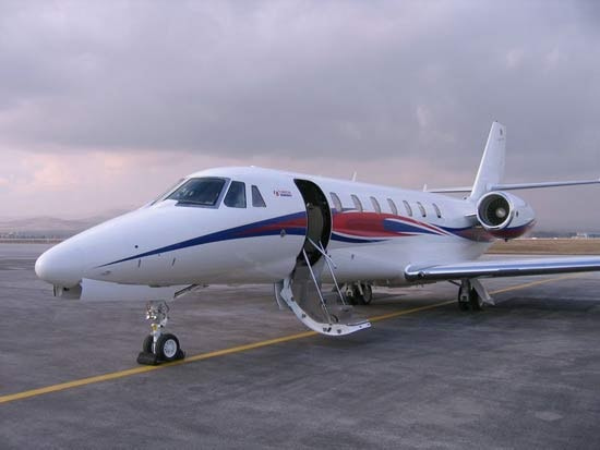 Cessna Citation Sovereign Specifications Cabin Dimensions