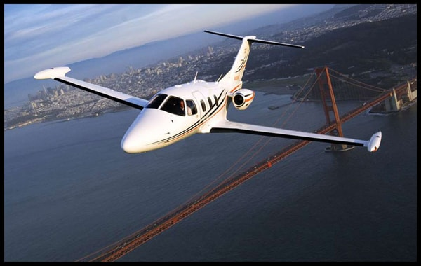 Eclipse 500 Specifications, Cabin Dimensions, Speed