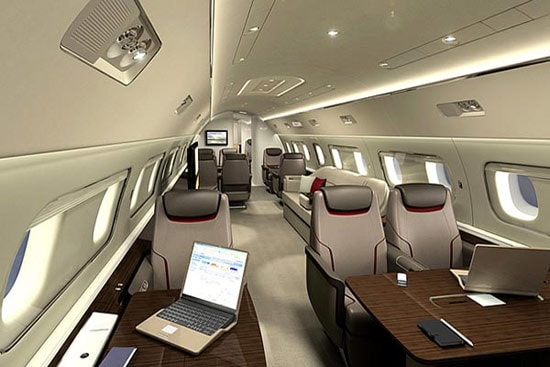 Lineage 1000 Specifications Cabin Dimensions Speed Embraer