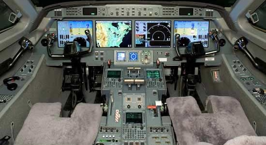 Gulfstream G550 Specifications Cabin Dimensions Speed