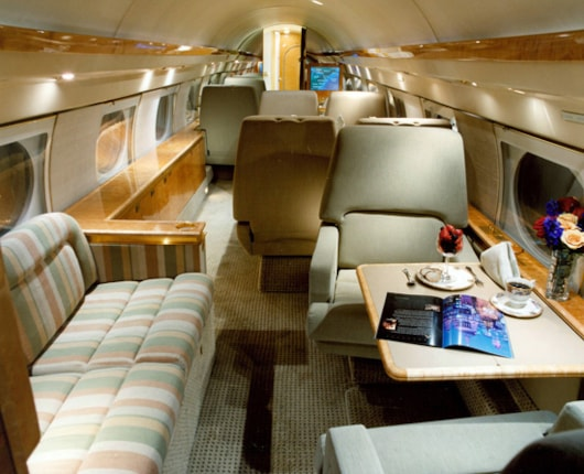 Gulfstream Aerospace Gulfstream Iii Specifications Cabin