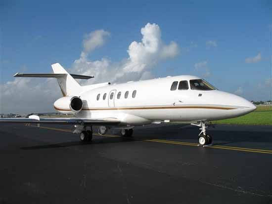 Hawker 800A Specifications, Cabin Dimensions, Speed