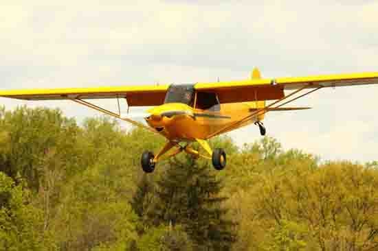Sport Cub S2 Specifications, Cabin Dimensions, Speed - CubCrafters