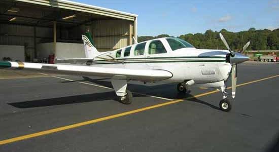 Bonanza A36 Specifications, Cabin Dimensions, Speed - Beechcraft