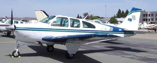 Bonanza E33A Specifications, Cabin Dimensions, Speed - Beechcraft