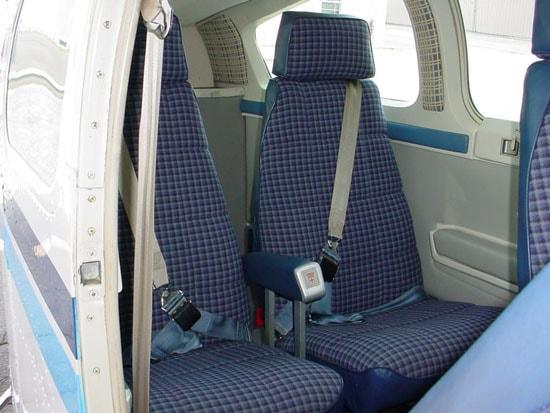 Bonanza F33A Specifications, Cabin Dimensions, Speed