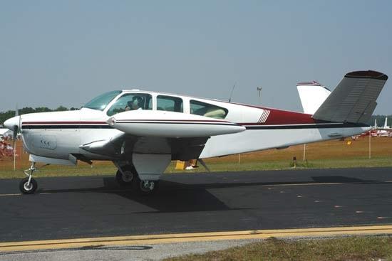 Bonanza G35 Specifications, Cabin Dimensions, Speed - Beechcraft