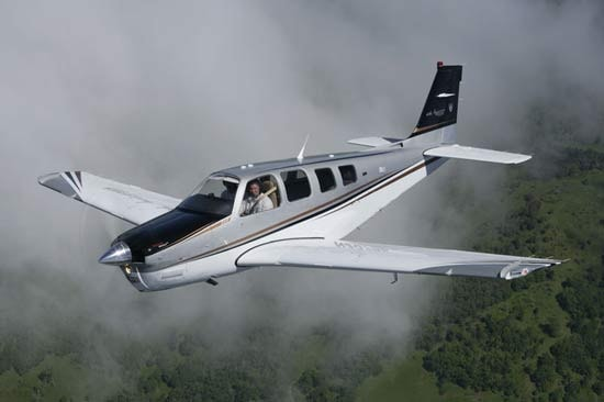 Bonanza G36 Specifications, Cabin Dimensions, Speed