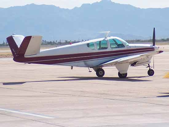 Bonanza J35 Specifications, Cabin Dimensions, Speed - Beechcraft