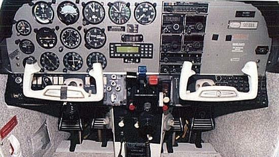 Sierra C-24-R Specifications, Cabin Dimensions, Speed - Beechcraft