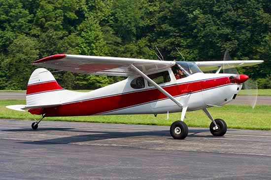 Cessna 140 Fuel Tank